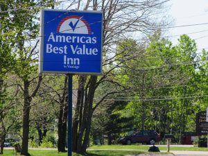 mandel electric carries out work at america's best value inn