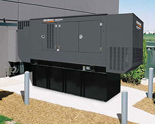 generac industrial generators by mandel electric