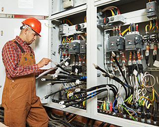 industrial electrical repairs by Mandel Electric Marquette, Michigan