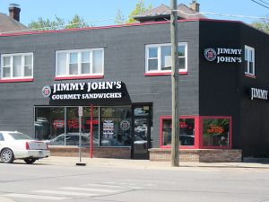 mandel electric carries out work at jimmy johns restaurant