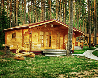 electrician for log cabin and camp electrical work